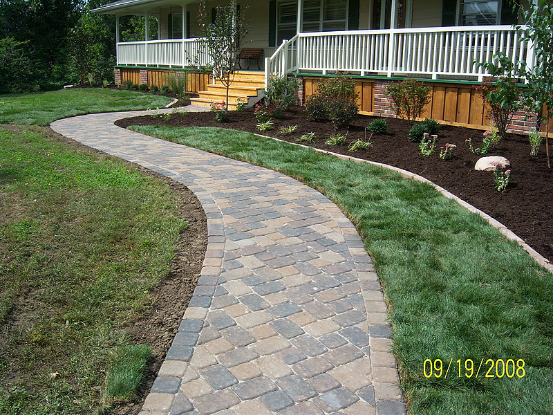 Landscaping Photos Paver Photos Leawood Overland Park